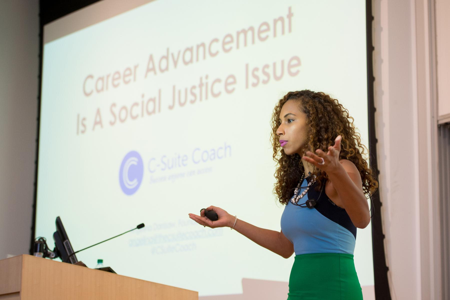 2017 LEDA Career Institute - Angelina Darrisaw