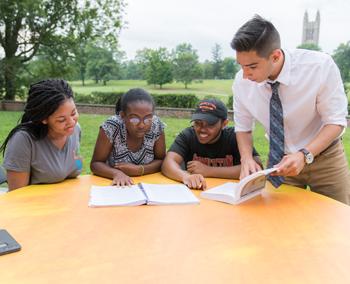 LEDA Scholars Program