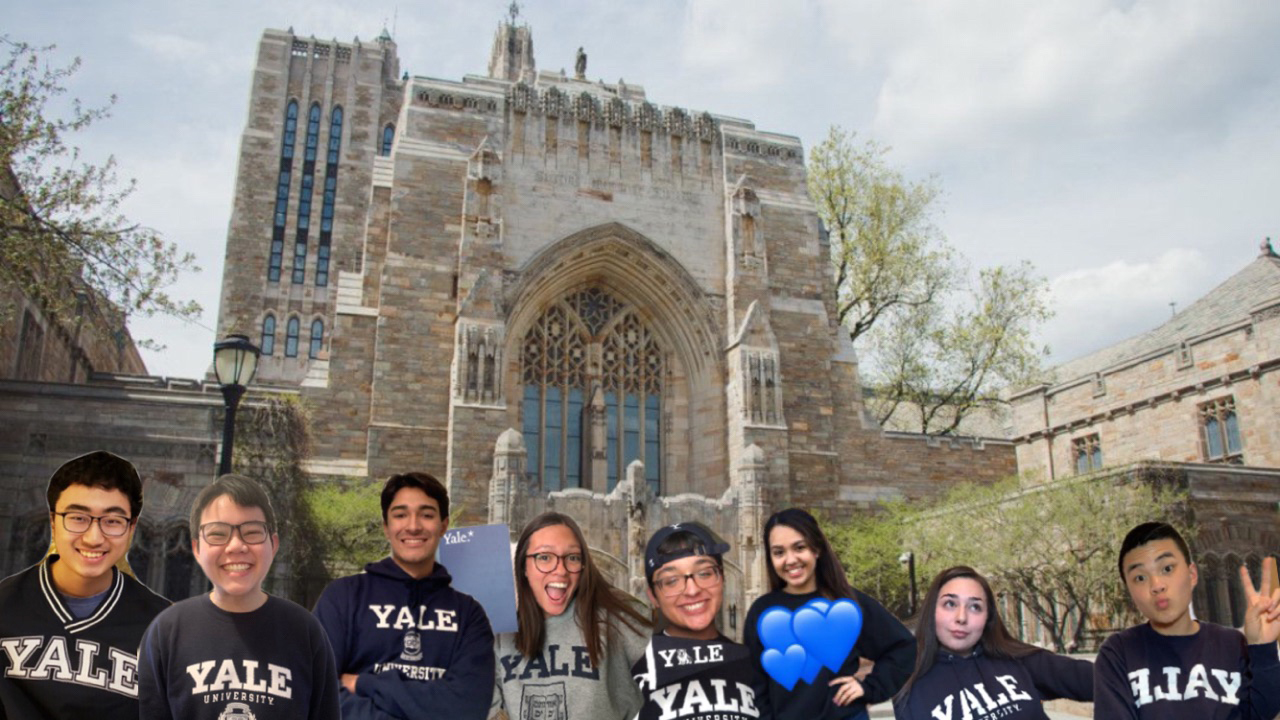 Cohort 15 at Yale via Zoom